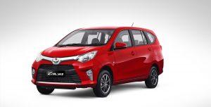 Daftar Harga Toyota Calya